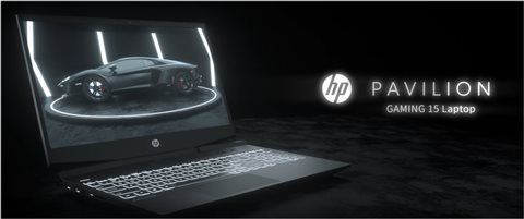 HP Pavilion 15 laptop
