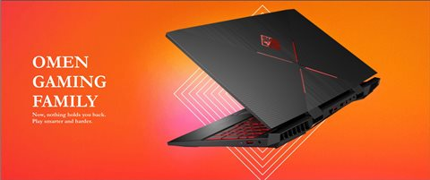 HP OMEN 15 inch Laptop