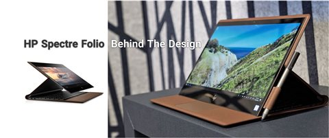 HP Spectre Folio  Behind The Design