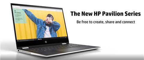 The New HP Pavilion x360